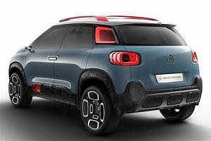 C3 Aircross Forum : 2018 citroen c3 aircross leaked as a scale model autoevolution ~ Maxctalentgroup.com Avis de Voitures