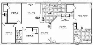 Contemporary ranch home plan 2000 sq ft for Contemporary ranch home plan 2000 sq ft