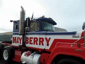 Mack Superliner Rw713  1986    Heavy Duty Trucks