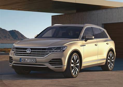 2019 Volkswagen Touareg by 2019 Vw Touareg