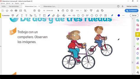Libro de tercer grado de primaria se presentan temas de aritmetica desarrollando ejercicio y documentos para sesiones de aprendizaje. Libro de matemáticas 2 grado 2020 contestado| Desafíos Matemáticos 2- p. 180-183 - YouTube