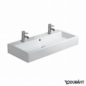Doppelwaschtisch 100 Cm : doppelwaschtisch duravit ~ Sanjose-hotels-ca.com Haus und Dekorationen