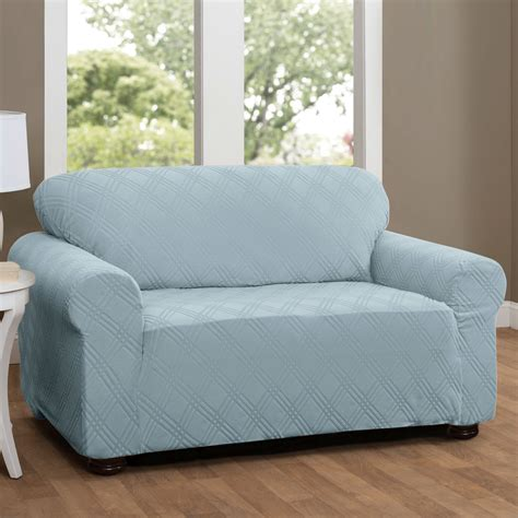 Loveseat Covers by Stretch Loveseat Slipcovers