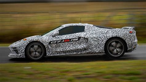 The Mid-engined 2020 Corvette Is Real