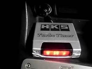 Hks Turbo Timer