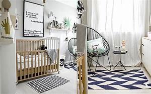 Deco Scandinave Chambre Bebe : une chambre d 39 enfant scandinave et moderne shake my blog ~ Melissatoandfro.com Idées de Décoration