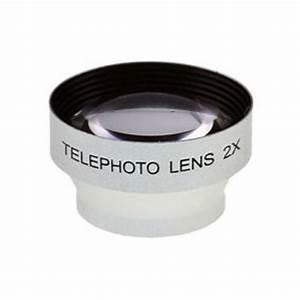 Telephoto Lens Magnetic For Casio Exilim Ex