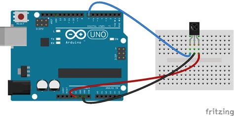 Receiver Wire Diagram by How To Set Up An Ir Remote And Receiver On An Arduino