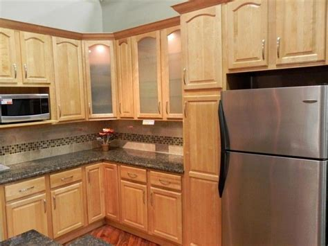 cathedral style kitchen cabinets kitchen design delectable brookfield light maple kitchen 5140