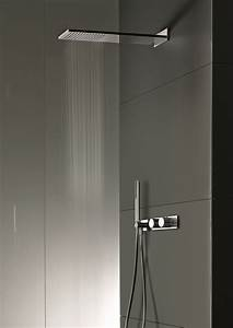 MILANO THERMOSTATIC SHOWER MIXER WITH DIVERTER BY