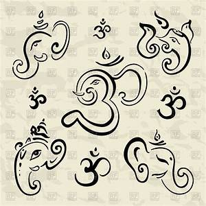 Free coloring pages of hindu wedding symbols