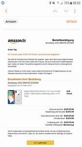 Amazon Bestellung Auf Rechnung : fake amazon bestellung vorsicht anti spam info ~ Themetempest.com Abrechnung