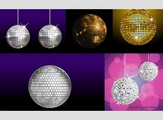 A Variety Of Disco Crystal Ball Vector Graphic Graphic Hive
