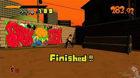 Graffiti Xbox Game :  Xboxaddict.com