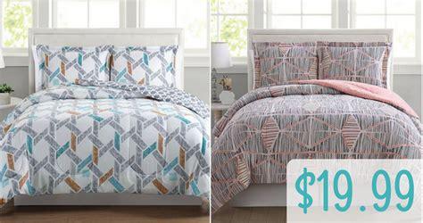 macys deal  pc comforter sets  reg