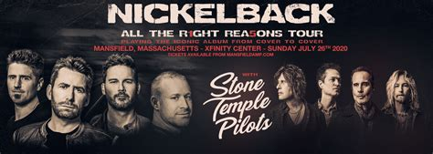 Nickelback Stone Temple Pilots And Tyler Bryant And The