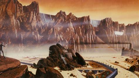 dune concept art shows  evolution  david lynchs