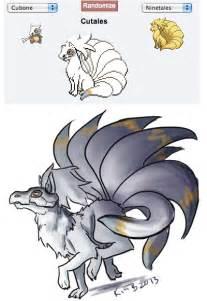 Cubone Pokemon Fusion Art