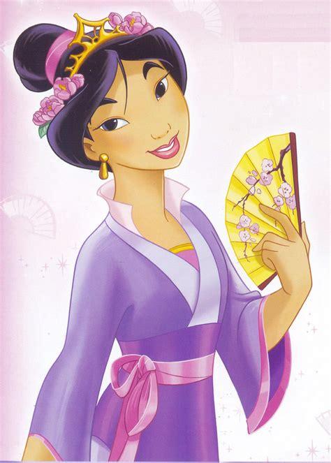 Mulan - Disney Leading Ladies Photo (6409241) - Fanpop