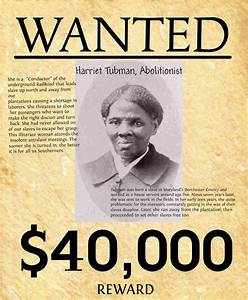 harriet tubman | history in the making... | Pinterest ...