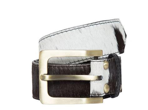 Cowhide Belt by Cowhide Belt The Cowhide Company