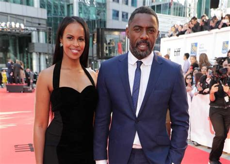 Who is Idris Elba's wife Sabrina Dhowre? Model and former ...