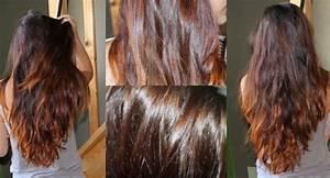 Creme De Coco Pour Cheveux : tie and dye acajou rouge recherche google cheveux pinterest colorants cravates et recherche ~ Preciouscoupons.com Idées de Décoration