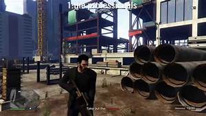 My top 5 gangs in grand theft auto 5 - YouTube
