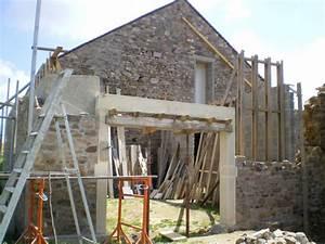 Construction Maison En Pierre : construction de maison en pierre mc immo ~ Melissatoandfro.com Idées de Décoration
