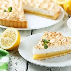 Recette Tarte Citron Meringuée Facile : tarte au citron meringu e facile et rapide recette cuisine recette tarte citron meringu e ~ Nature-et-papiers.com Idées de Décoration