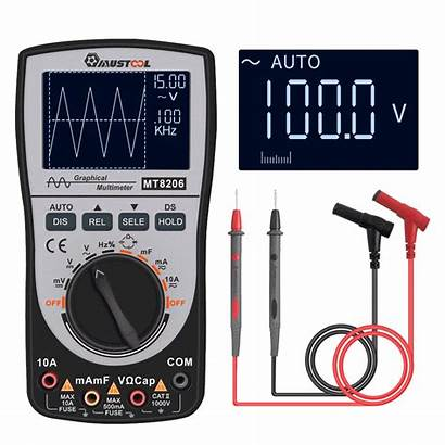 Multimeter Oscilloscope Digital Current Dc Analog Ac