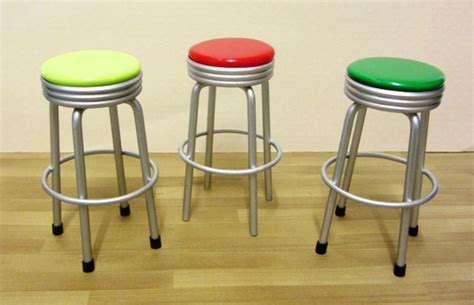1950s Bar Stools 1950 S Kitchens Miniatures