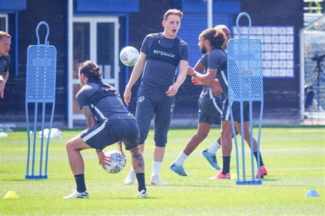 Portsmouth ramp up pre-season plans with training camp and ...