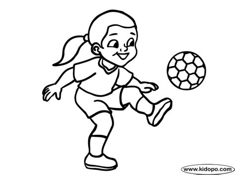 Soccer Ball Coloring Pages - Eskayalitim