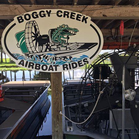 Airboat Adventures At Boggy Creek by Boggy Creek Airboat Rides Picture Of Boggy Creek Airboat