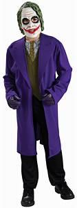 Deguisement Joker Enfant : d guisement joker the dark night ~ Preciouscoupons.com Idées de Décoration