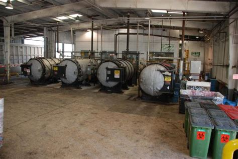 Stericycle – Medical Waste Management – Frasier Contracting