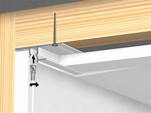 Rail Faux Plafond : inbouw schilderij ophangsystemen van artiteq b m ~ Mglfilm.com Idées de Décoration