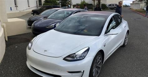 tesla model  exterior interior detailed   spy shots