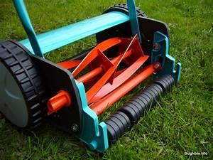 Tondeuse A Gazon A Main : tondeuse helicoidale manuelle ~ Carolinahurricanesstore.com Idées de Décoration