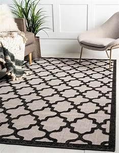 black 8 39 x 10 39 outdoor lattice rug rugs