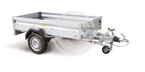 gebrauchte pkw anhänger günstig gebremst ungebremst stema hochlader 750 kg stema systema hochlader stahl 2100 x 1280 mm stema systema hochlader