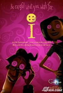 All, The, U0026, 39, Coraline, U0026, 39, Alphabet, Movie, Posters, U2014, Geektyrant