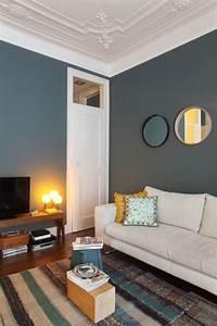 Comment Renover Un Plafond : comment peindre un plafond avec des poutres 2 id233es ~ Dailycaller-alerts.com Idées de Décoration