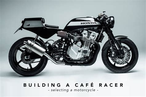 Top 10 Cafe Racers Of 2017
