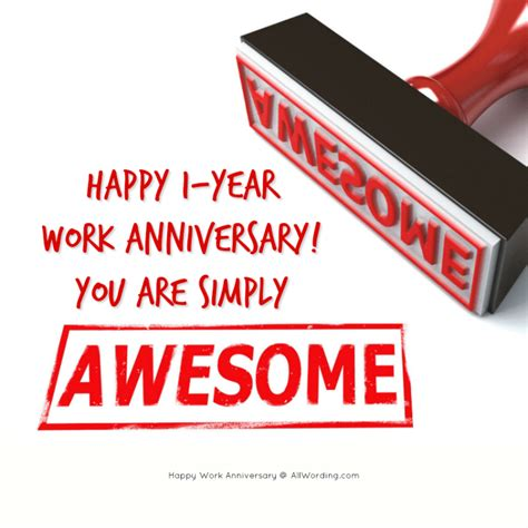 appreciation packed list  work anniversary messages    anniversary