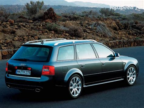 2004 Audi Rs6 Plus 2 Picture 1751 Car Review Top Speed