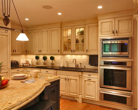 Classic Country Kitchen  Traditional  Kitchen Other