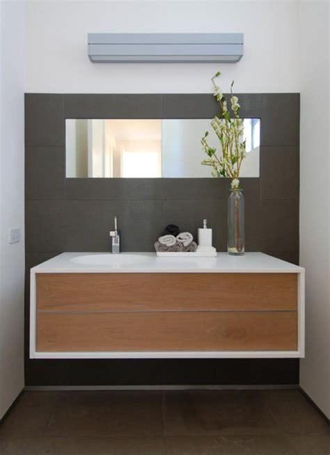 10 sleek floating bathroom vanity design ideas