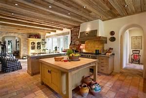 Küchen Landhausstil Mediterran : landhausk chen im toskanischen stil mit viel charme ~ Sanjose-hotels-ca.com Haus und Dekorationen